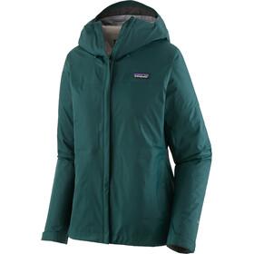 Patagonia Torrentshell 3L Jacket Women dark borealis green